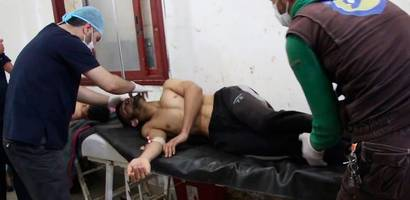 ex-uk ambassador to syria questions chemical attack; it doesn't make sense, assad is not mad