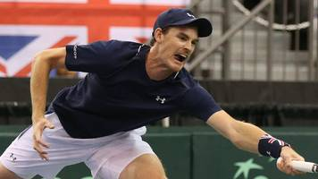 davis cup tennis: jamie murray says britain will fight for every point against france