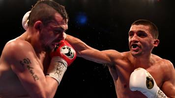 selby to face barros, scuppering potential fight with frampton