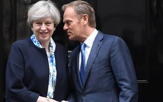 repeat after me: there is no serious opposition to the pm's brexit strategy
