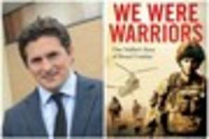devon mp will reveal truth of army life in gripping new book