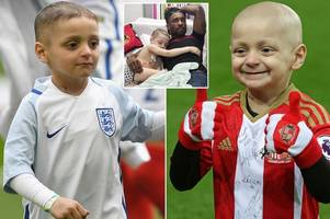heartbroken family of bradley lowery reveal his last option treatment to rid him of cancer has failed