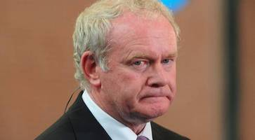 martin mcguinness police file was 'not blocked to save peace'