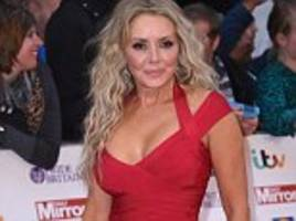carol vorderman says she started clean-eating years ago
