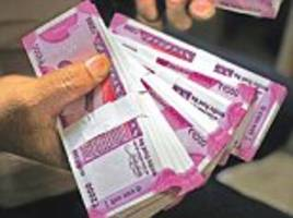 india detects tax evasion adding up to rs 1.37 lakh crore