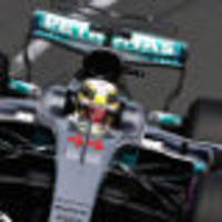 hamilton storms to pole in china