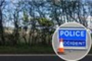 hour-long fight to save biker's life after fatal a614 crash near...