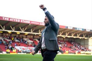 bristol city head coach lee johnson believes the club's young players have got real quality