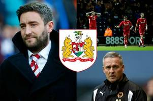four changes for city as lee johnson switches things up for bristol city vs wolves