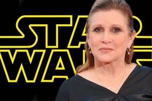 carrie fisher will appear as princess leia in star wars: episode ix, following death in december