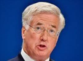 michael fallon calls for unity among allied forces