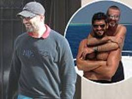 fadi fawaz 'will be kicked out of george michael's home'