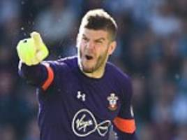 southampton's clasie hails 'unbelievable' fraser forster