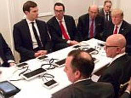 mysterious tech in trump's mar-a-lago war room is analyzed