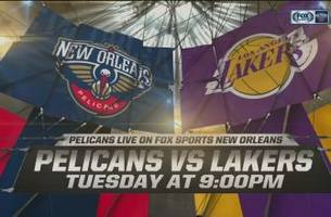 pelicans live: staying up late on tuesday
