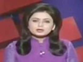 indian tv news presenter finds out husband has died on air