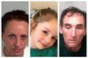 clacton four-year-old missing with parents who are 'believed to...