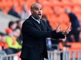 grimsby sack marcus bignot after six months in charge