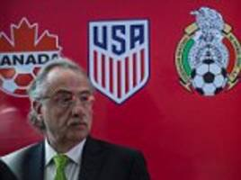 us, canada and mexico confirm bid to host 2026 world cup