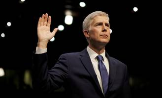 six supreme court cases justice neil gorsuch could rule on