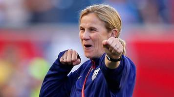 jill ellis, the englishwoman who won the world cup, but never planned to be a coach