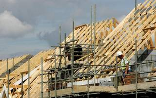 small construction firms shake off brexit concerns as confidence rises