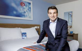 travelodge is making more money out of business travellers than tourists