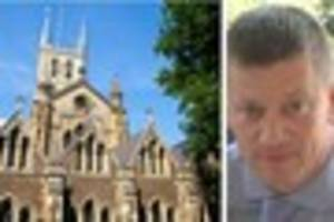 bath police offered free train travel to london for funeral of pc...