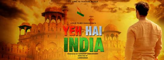 makers of yeh hai india invite pm modi to watch their film