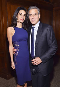 george clooney and amal clooney enjoying pre-parenthood days; prepared to welcome twins in summer