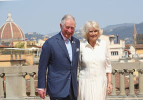 prince charles, camilla parker-bowles no plans to celebrate wedding anniversary; duchess of cornwall crashed