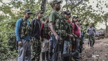 colombia peace deal: soldier killed by renegade rebels