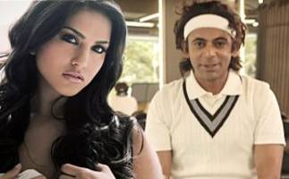sunil grover's latest video is here! sunny leone to be seen with him in a new show?