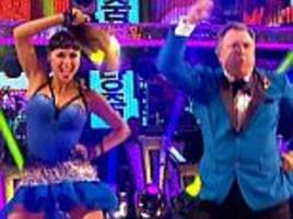 strictly come dancing leads 2017 tv bafta nominations