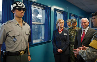 what hillary's goldman sachs speeches revealed about changing tides in the koreas