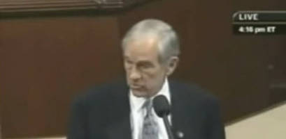 what if? ron paul asks the two most important words
