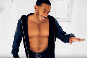 ludacris' cgi abs are a joke the rapper has been making for over a decade