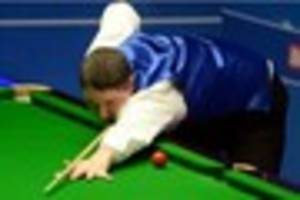 stuart carrington one win away from place at world snooker...