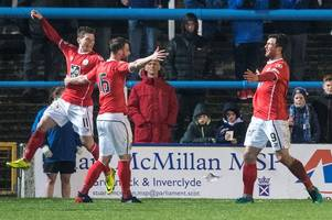 morton 1 st mirren 4 as buddies bulldoze derby rivals and claw their way out of relegation zone - 3 things we learned