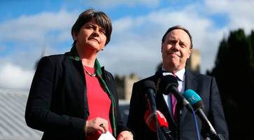 arlene foster: we want to respect and better understand the irish language