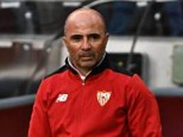 sevilla accuse the argentine fa of a 'lack of respect'