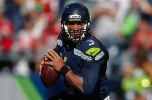 check out russell wilson working out at usc