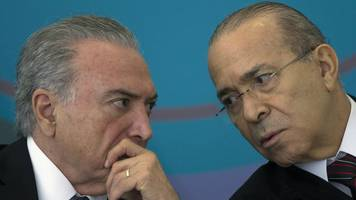 brazil corruption: eight cabinet ministers named in petrobras probe