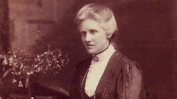 annie maunder: plaque to be erected for strabane astronomer