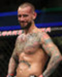 dana white: there's no update on cm punk, but he wants to fight again