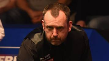 world championship: two-time crucible champion williams loses