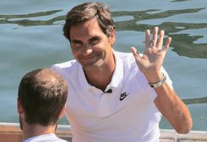 for roger federer and his foundation, it really is a family affair