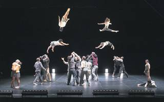it's not yet midnight is a jaw-dropping acrobatics display