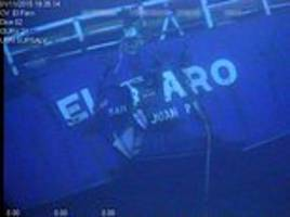 el faro's last hours as ship sails into storm