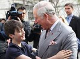 prince charles could be given transylvania title